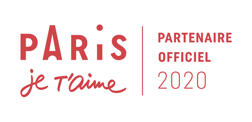 Paris je t'aime - official partner 2020